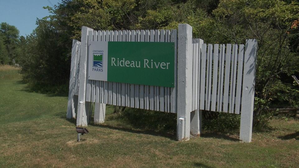 Rideau River Provincial Park in Kemptville, Ont.