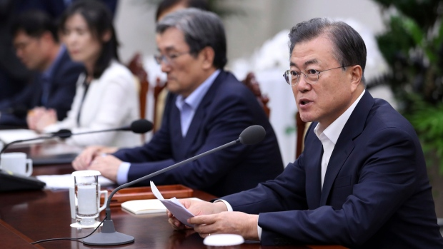 South Korea says can overtake Japan through economic cooperation with North Korea