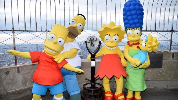 The Simpsons composer files age discrimination lawsuit