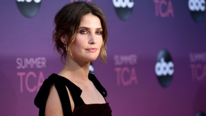 "Cobie Smulders, a cast member in the ABC series ""Stumptown,"" poses at the ABC Television Critics Association Summer Press Tour All-Star Party at Soho House, Monday, Aug. 5, 2019, in West Hollywood, Calif. (Photo by Chris Pizzello/Invision/AP)"