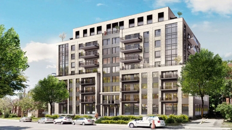 Hampstead council approves appt. complex
