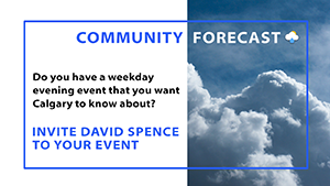 Community forecast