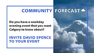 Community forecast