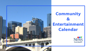 CTV Calgary community calendar