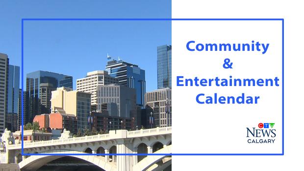 CTV Calgary community calendar