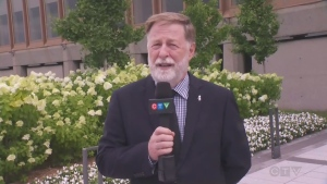 Laval Mayor Marc Demers