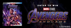 Avengers Endgame Carousel