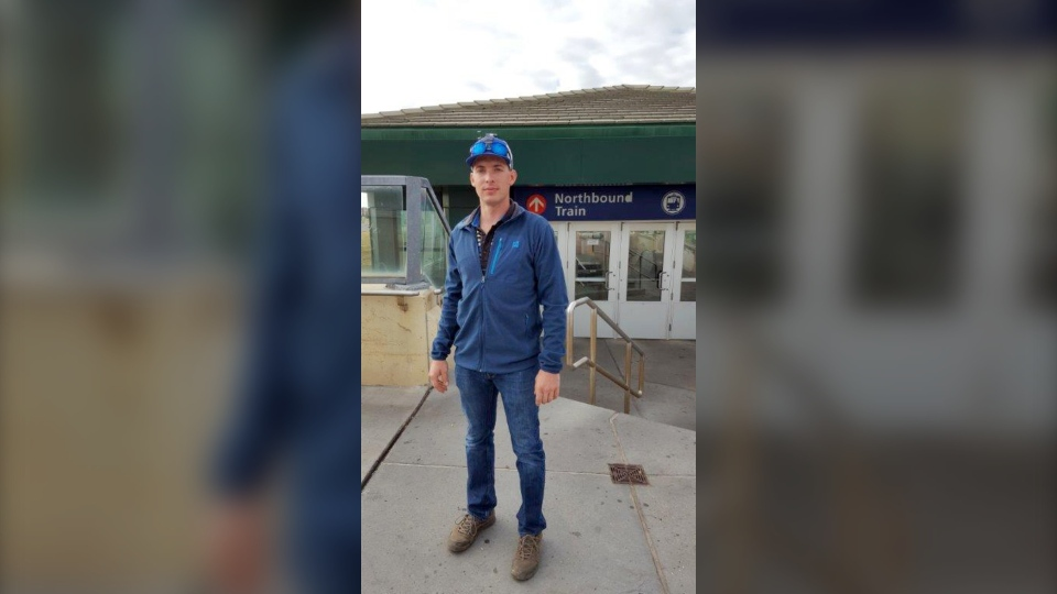 Kyle McAllister Canyon Meadows LRT attack victim