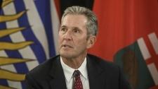 Premier of Manitoba Brian Pallister