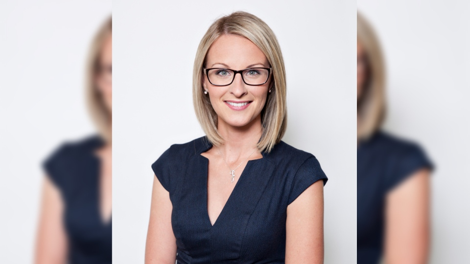 Meghan Furman announced on Tuesday that she would be leaving CTV Kitchener.