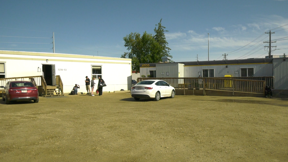 Red Deer Overdose Prevention Site