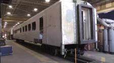 Ontario NorthLand train plant