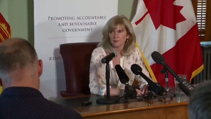 On Wednesday at the New Brunswick Legislature, politicians continued attempts to answer many unanswered questions raised since MacPherson's report, who also answered questions.