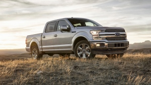 This undated photo provided by Ford shows the 2019 F-150. (Ford Motor Company via AP)