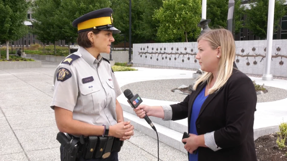 One-on-one with RCMP