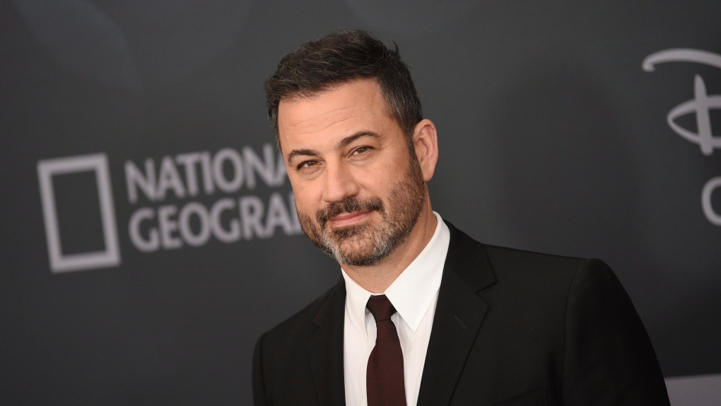 Jimmy Kimmel Says He Wants To Run For Mayor Of Dildo N L In Late