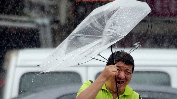 Typhoon leaves 28 dead and 20 missing in China