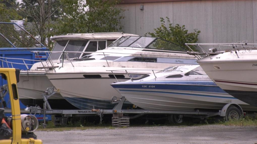At least 10 boats seized after fraud investigation at Surrey dealership