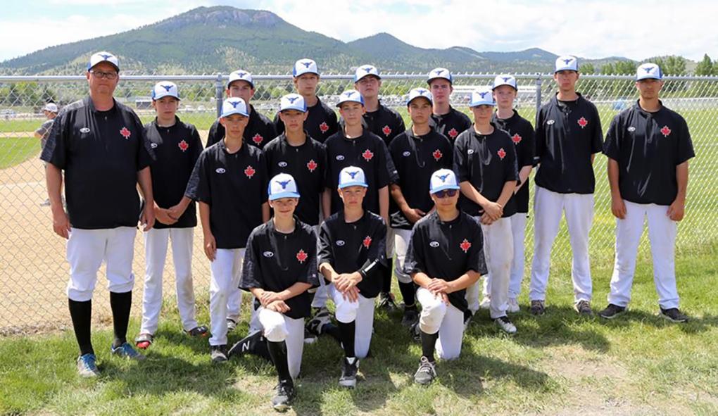 Calgary team plays in Babe Ruth Baseball World Series
