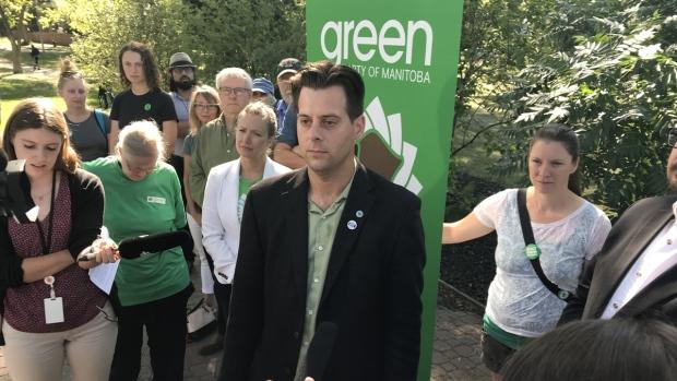 Manitoba Greens platform includes guaranteed basic income