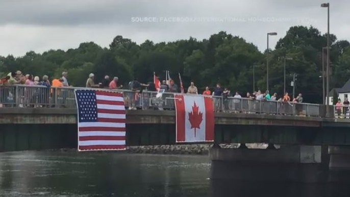 International Homecoming Festival brings together New Brunswick and Maine towns