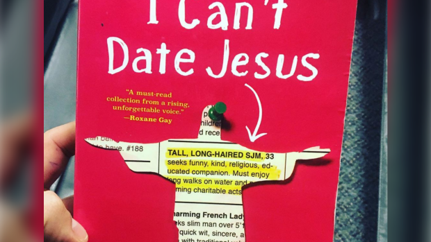 'I Can't Date Jesus'