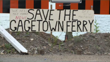 Save Gagetown Ferry