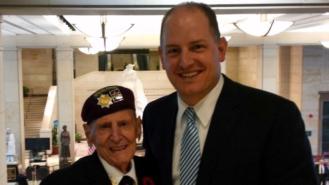 'Devil's Brigade' war veteran dies before 98th birthday
