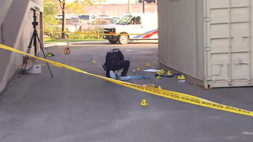 Man rushed to hospital after hotel shooting | CTV News Toronto