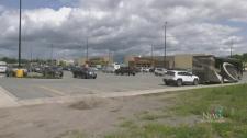 South End Wal Mart