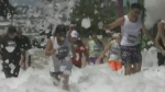 Annual 5k Foam Fest in Wasaga Beach