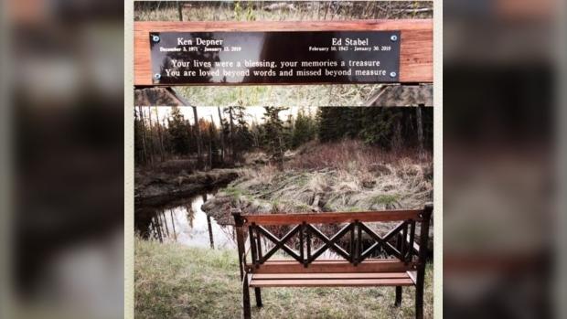 Depner missing bench