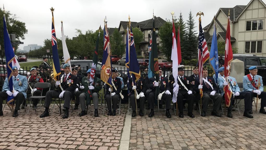 Fallen peacekeepers remembered at Calgary memorial service