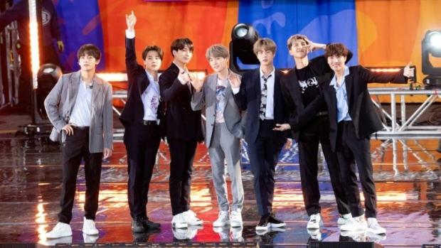 K-pop superstars BTS to take 'long-term break