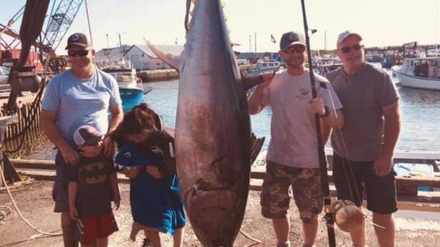 tuna fishermen