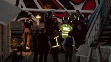 Vancouver Convention Centre responders