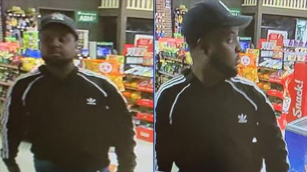 Police looking for man accused of credit card theft