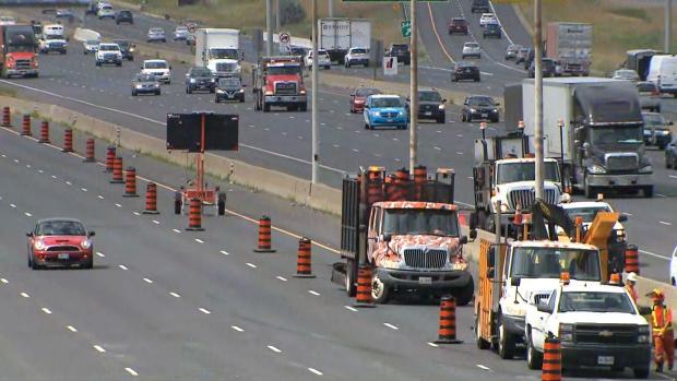 Highway 401 lanes reopen after deadly crash | CTV News