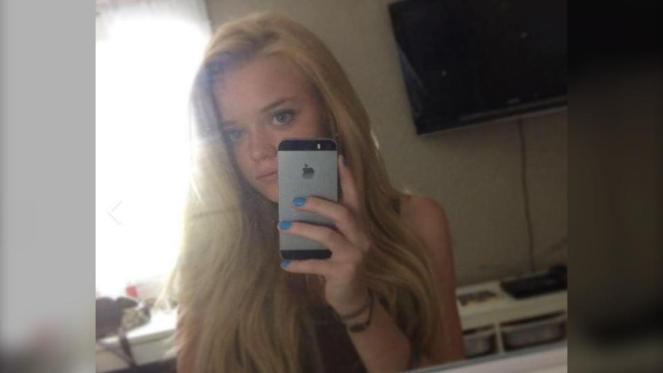 Abby Barker suspected overdose