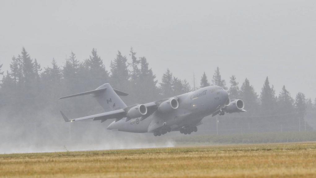 High flyers soar over Abbotsford International Airshow   CTV News