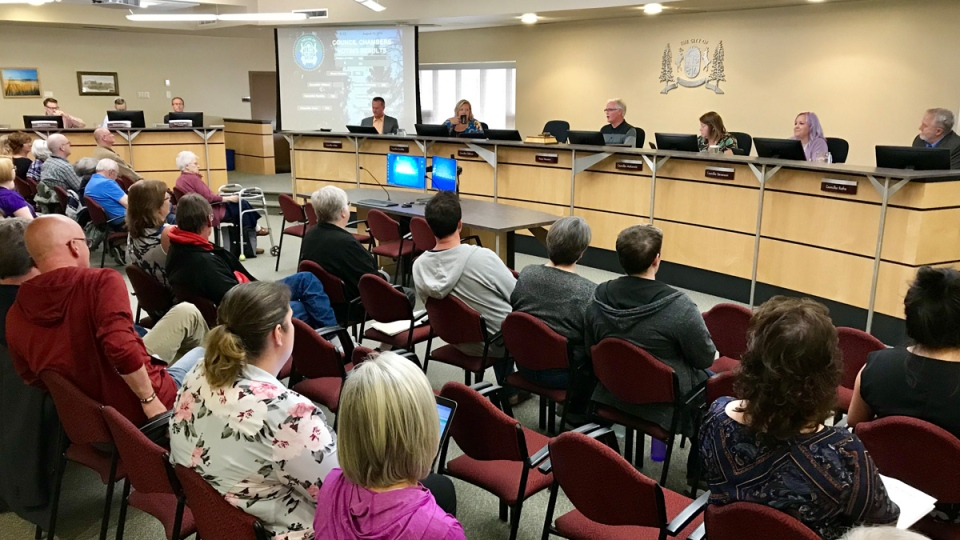 Councillors in Spruce Grove discussed conversion therapy and ordered a report on the controversial practice due in October.