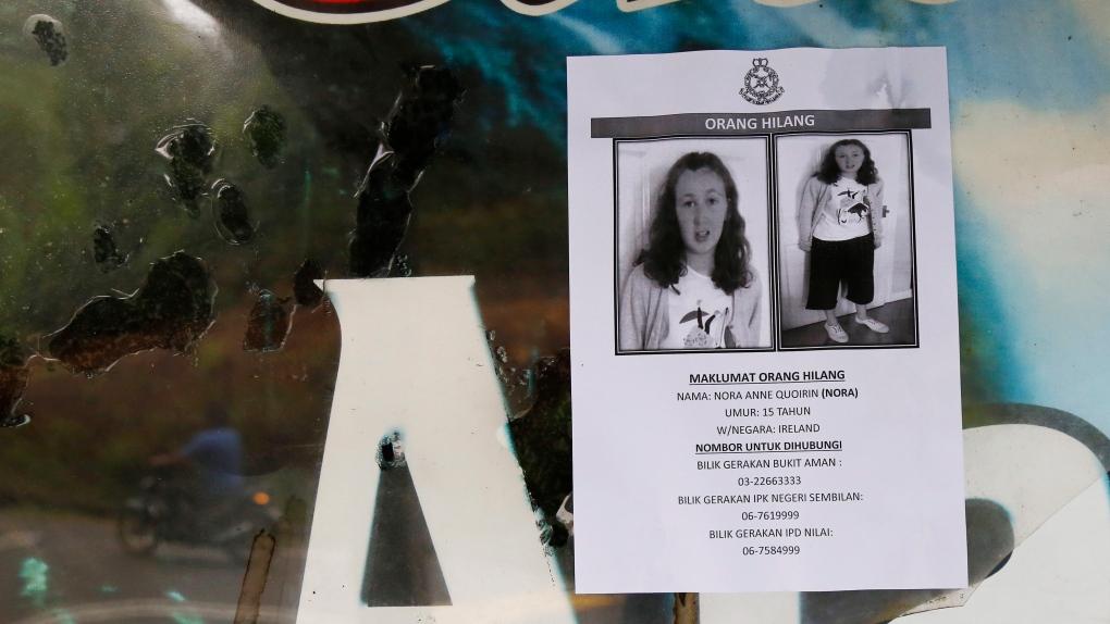 U.K. teen's family sues Malaysian resort over her death
