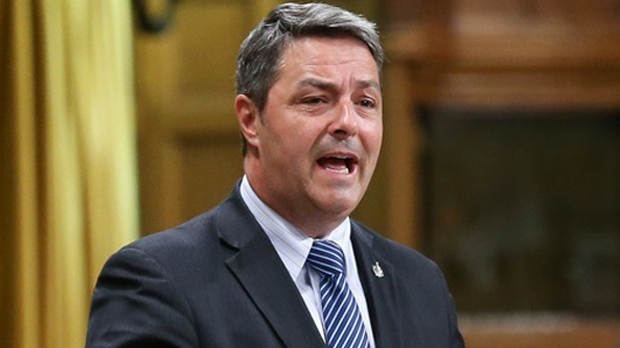 MP Joel Godin