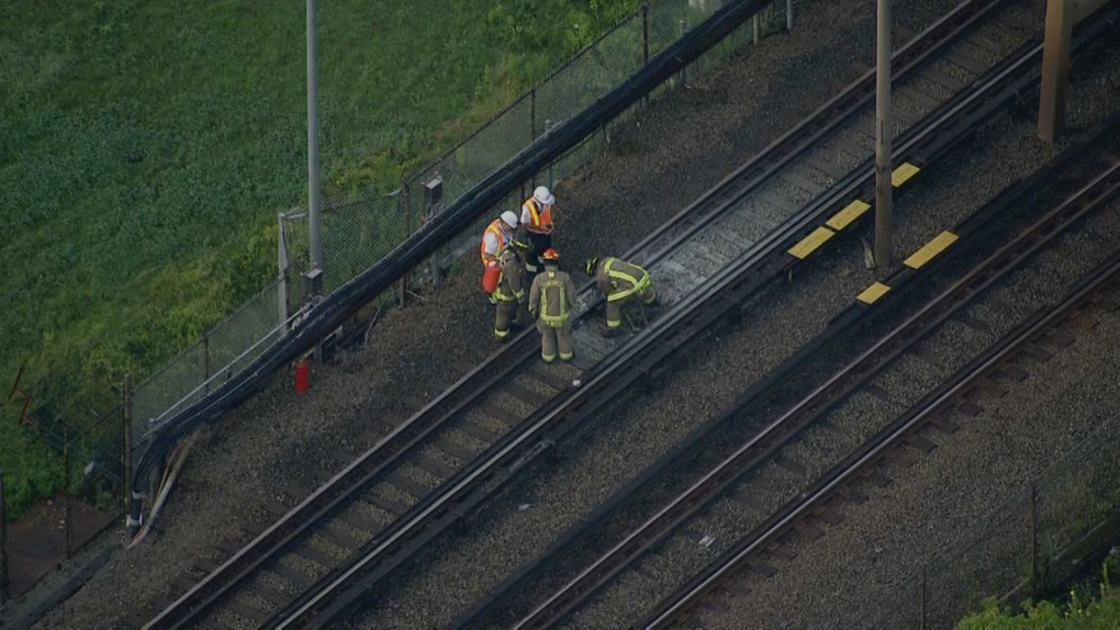 TTC delay on Line 2: Shuttle buses running between Woodbine Station and Kennedy Station