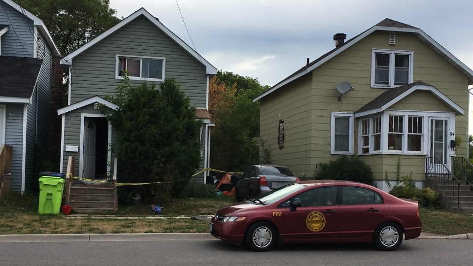 Extensive damage caused after an early morning fire in Sault Ste. Marie