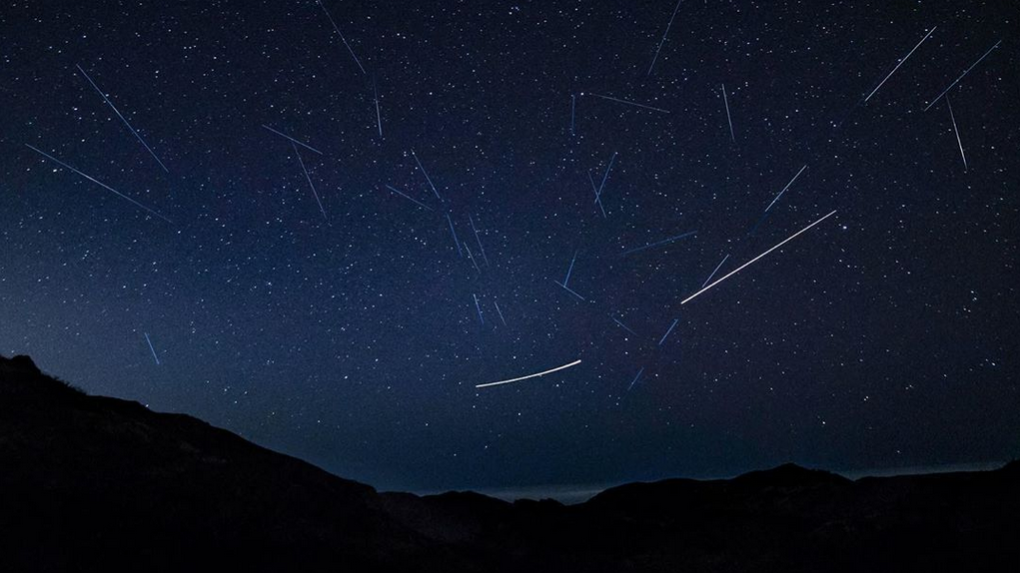 Clear night skies forecast for 2020 Perseids meteor shower peak over Bulgaria