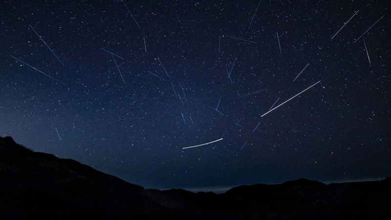 During a summer filled with several event cancellations due to the coronavirus pandemic, stargazers have been taking advantage of the chance to catch the dazzling display put on by Mother Nature.