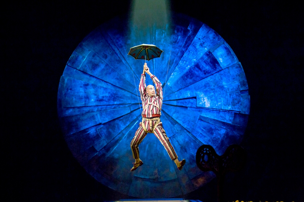 Cirque du Soleil returning to Calgary