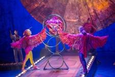 Cirque de Soleil Luzia Calgary