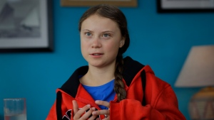 Greta Thunberg gained international recognition for her fight against climate change.